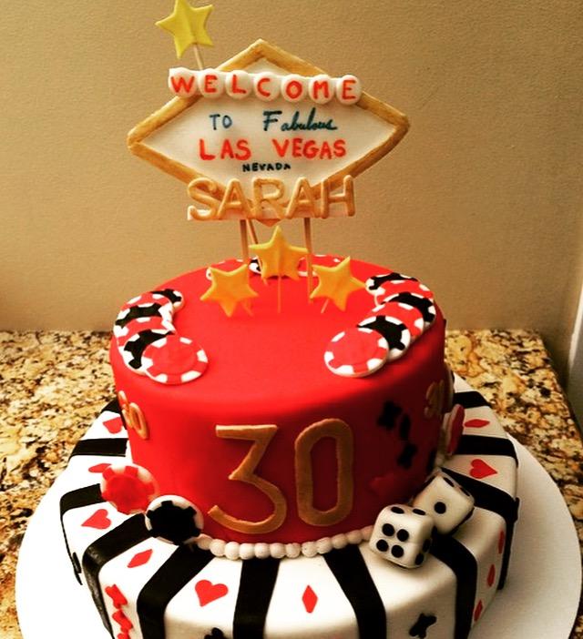 Celebration Cakes Passion Sucree